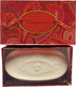 Italian Pomegranate Boxed Soap