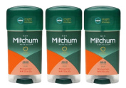 Set of 3 Mitchum Sport Power Gel Oxygen Men 48 Hour Anti-Perspirant Deodorant 70ml