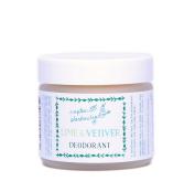 Captain Blankenship - Organic Lime + Vetiver Deodorant