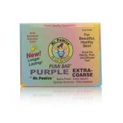 Mr. Pumice Pumi Bar Purple Extra-Coarse 1 Box