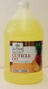 Cuticle Oil - Pineapple Yellow - 3.8l - With Aloe Vera & Vitamin E