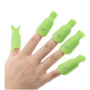 XX Shop Plastic Acrylic Nail Art Soak Off Cap Clip UV Gel Polish Remover Wrap Tool