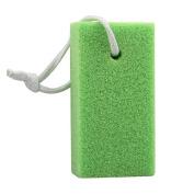 Sembem Foot Care Pumice Stone Green Colour PU Stone