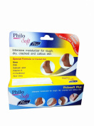 2 Packs of Philosoft Plus Cracked Heel Relief Cream, Intensive Moisturiser for Rough, Dry, Cracked and Callous Skin.