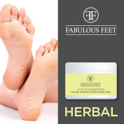FABULOUS FEET RICH & INTENSE MOISTURISER CREAM FOR DRY DAMAGED FEET