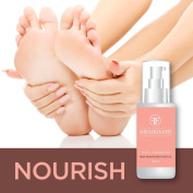 FABULOUS FEET FOOT OIL MEGA MOISTURE FOR DRY CRACKED FEET & HEELS