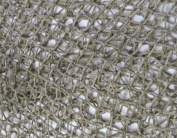 Genuine Nautical Fish Net, Decorative Use 0.9m X 1.5m