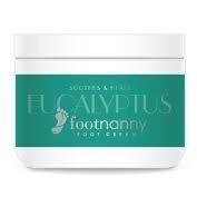Footnanny Eucalyptus Foot Cream