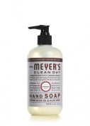 Mrs. Meyer's Clean Day Liquid Hand Soap, Lavender, 12.5 Fluid Ounce