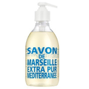 Compagnie de Provence Liquid Marseille Soap in 300ml Plastic Bottle (Mediterranean Sea) by Compagnie de Provence