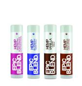 Epic Blend - Organic Hemp Lip Balm Berry Creme Collection - Assorted