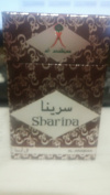 Sharina Perfume Oil 12 Ml By Al-arabian