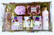 Mind Body & Soul Sweet Pea Bath Set