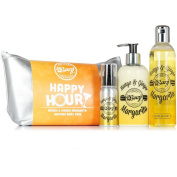 Boozi Body Care Mango and Ginger Margarita Happy Hour Wash Bag