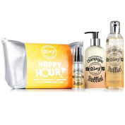 Boozi Body Care Peach & Passion Fruit Bellini Happy Hour Wash Bag