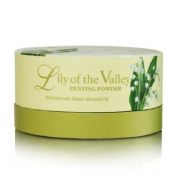 Bronnley Lily of the Valley 75g80ml Dusting Powder