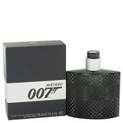 00.7 by Ja.mes Bond Eau De Toilette Spray 80ml for Men