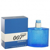 00.7 Ocean Roy.ale by James Bond Eau De Toilette Spray 70ml for Men