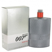00.7 Quant.um by James Bond Eau De Toilette Spray 120ml for Men