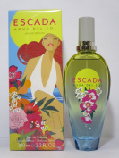 AGUA DEL SOL LIMITED EDITION Eau De Toilette Spray FOR WOMEN 3.3 Oz / 100 ml