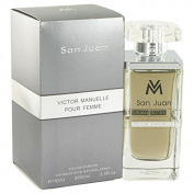 Victor Manuelle San Juan by Victor Manuelle Eau De Parfum Spray 100ml for Women