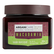 Arganicare Macadamia Hair Masque for dry and damaged hair 500ml