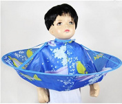 E-Bro®aircut Cape Kids, Umbrella Catcher Apron Tool Hairdresser Barber Hair Stylist