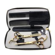 Surker 14cm Professional Salon Hairdressing Hair Cutting Barber Scissors Set