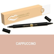 Natural Lip Stain, Henna Lips Lip Liner - Cappuccino