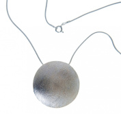 Sitara Collections SC10441 Matte Finish Sterling Silver Pendant