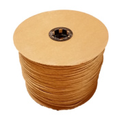 4.5kg Reel of Fibre Rush Size 7/32 Enough for 4 Seats, Kraft Brown Fibre Rush Ladderback Chairs Seating Material (7/32)