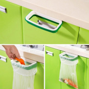 Susenstone® Hanging Kitchen Cupboard Cabinet Tailgate Stand Storage Garbage Bags