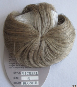 PLAYHOUSE Craft DOLL HAIR WIG Style MICHAEL Fits SIZE 15cm Colour BLONDE