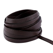 Navifoce Lacing Leather Cord Craft Strip, 1.0x0.2mm,5 Metres
