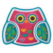 Stephen Joseph Melamine Tray, Owl