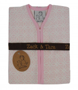 Zack & Tara Slumber Sack - Tranquil Trellis in Pink - Medium