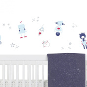 Babyletto Wall Decal, Galaxy