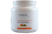 L'emarie Nutritive Repair Hair Mask / Deeply Conditions Detangles Hydrates