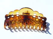 Large Hair Clamps French Roll Hair Clips Tortoise