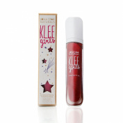 Luna Star Naturals Klee Girls Lip Gloss, Sequoia Beat Sparkle Red, 0.34 Fluid Ounce