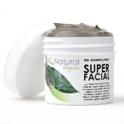 Super Dead Sea Mud Mask Restore Your Skins Radient Glow. Fight Dry and oily skin, acne, Rosacea & Psoriasis 120ml
