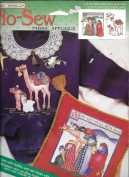 N0-Sew Christmas Fabric Applique Wise Men Seek Him
