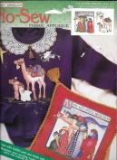 N0-Sew Christmas Fabric Applique Wise Men Seek Him