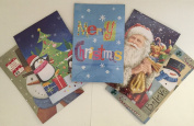 Christmas Gift Robe Boxes 2Pck (Sets of 1/ 2/ 3/ 6)