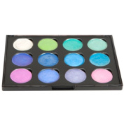 Cosmic Shimmer Iridescent Watercolour Paint Palette - Summer Garden