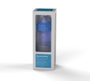 QuickMix Bottle, Blue