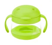 Ubbi Tweat Snack Container, Green