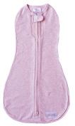 Woombie Air Girl's Nursery Swaddling Blankets, Pink Posey, 2.3-5.9kg