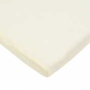 American Baby Company 100% Cotton Value Jersey Knit Bassinet Sheet