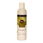 Lotus Touch Organic Naturals Massage Oil